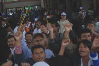 Tausende bei den Weltfestspielen